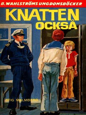 cover image of Knatten 12--Knatten också!