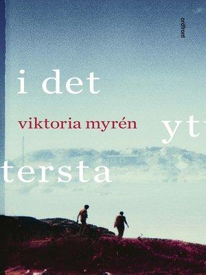 cover image of I det yttersta