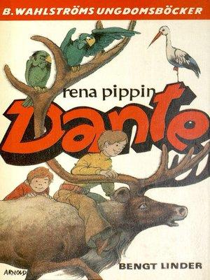 cover image of Dante 12--Rena pippin, Dante