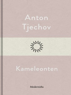 cover image of Kameleonten