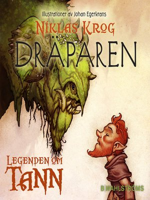 cover image of Legenden om Tann 5--Dräparen