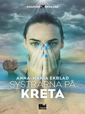 cover image of Systrarna på Kreta