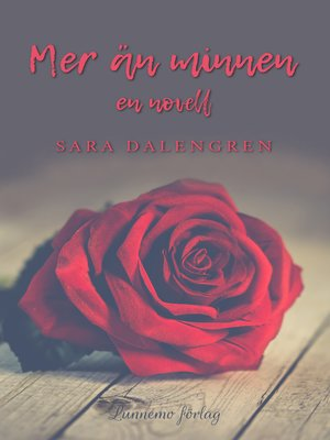cover image of Mer än minnen