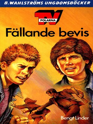 cover image of TV-polarna i Fällande bevis