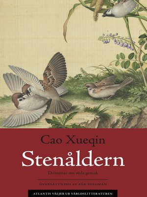 cover image of Stenåldern