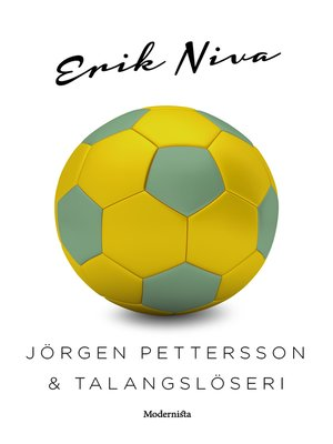 cover image of Jörgen Pettersson & talangslöseri