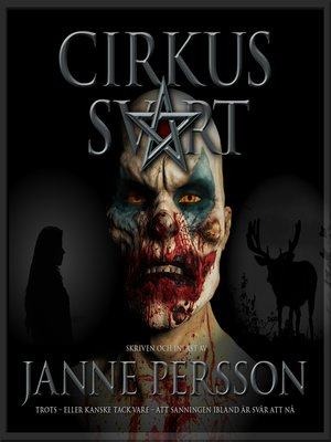 cover image of Cirkus Svart