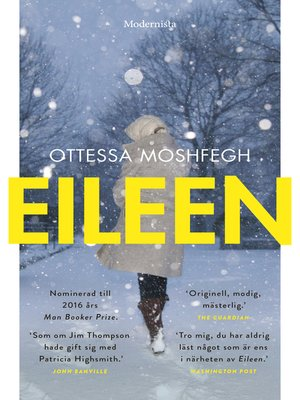 cover image of Eileen