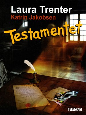 cover image of Testamentet