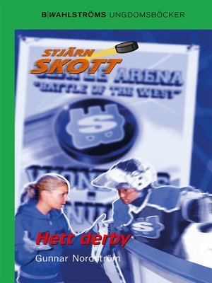 cover image of Stjärnskott 16--Hett derby