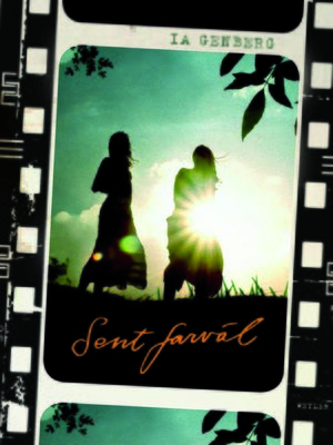 cover image of Sent farväl