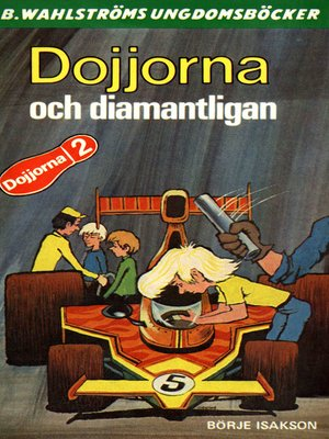 cover image of Dojjorna 2--Dojjorna och diamantligan