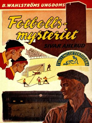 cover image of Tvillingdetektiverna 18--Fotbolls-mysteriet