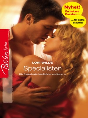 cover image of Specialisten