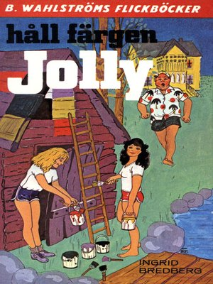 cover image of Jolly 16--Håll färgen, Jolly