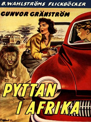 cover image of Pyttan 6--Pyttan i Afrika