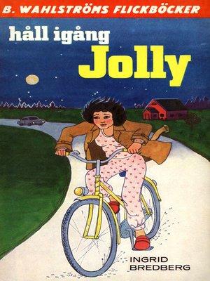 cover image of Jolly 6--Håll igång, Jolly
