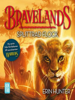 cover image of Bravelands 1--Splittrad flock