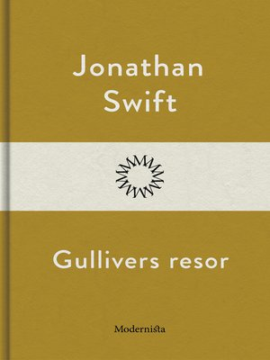 cover image of Gullivers resor