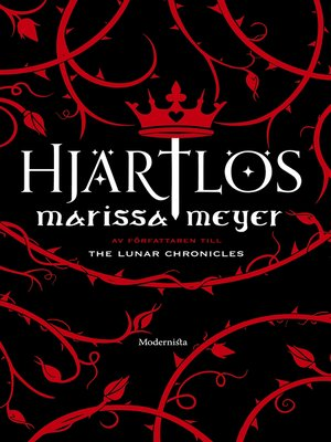 cover image of Hjärtlös