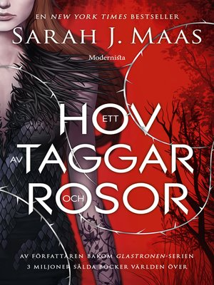 cover image of Ett hov av taggar och rosor (Ett hov av taggar och rosor, #1)