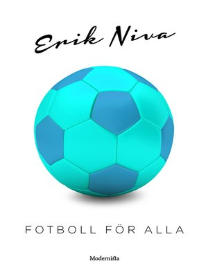 cover image of Fotboll för alla
