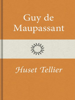 cover image of Huset Tellier