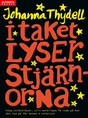 cover image of I taket lyser stjärnorna
