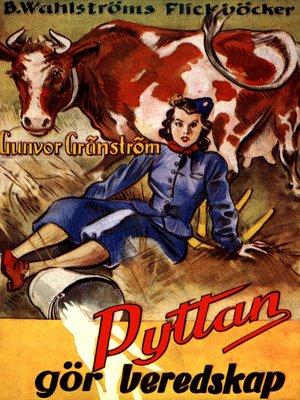 cover image of Pyttan 2--Pyttan gör beredskap