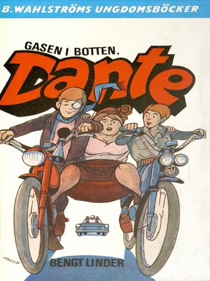 cover image of Dante 9--Gasen i botten, Dante!