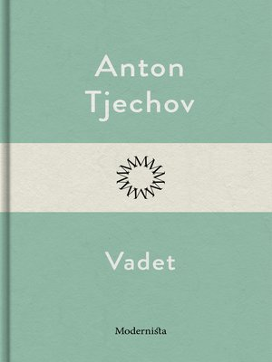 cover image of Vadet