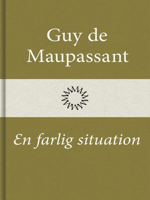 cover image of En farlig situation