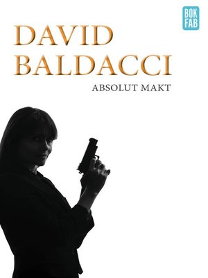 cover image of Absolut makt