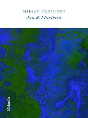 cover image of Jan och Marietta