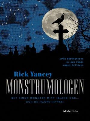 cover image of Monstrumologen (Första boken i Monstrumologen-serien)