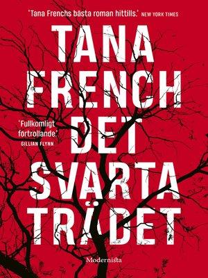 cover image of Det svarta trädet