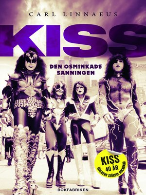 cover image of Kiss