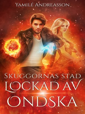 cover image of Skuggornas stad--trilogin