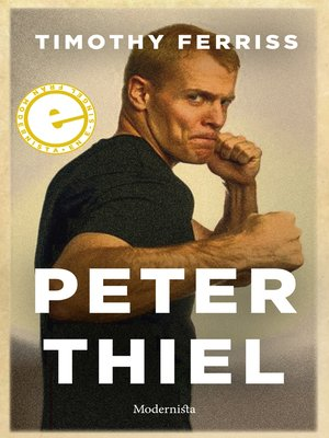 cover image of Peter Thiel