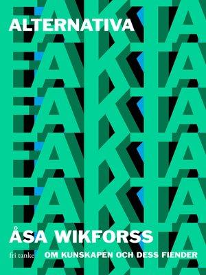 cover image of Alternativa fakta