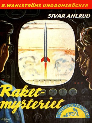 cover image of Tvillingdetektiverna 12--Raket-mysteriet