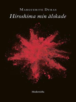 cover image of Hiroshima min älskade