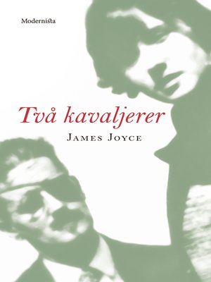 cover image of Två kavaljerer