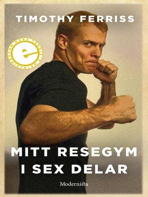 cover image of Mitt resegym i sex delar