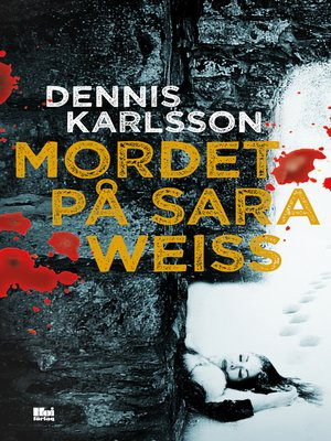 cover image of Mordet på Sara Weiss