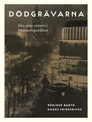 cover image of Dödgrävarna