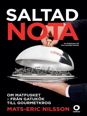 cover image of Saltad nota