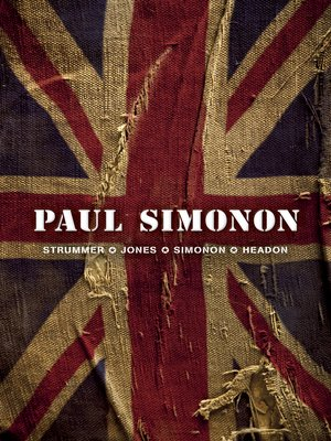 cover image of Paul Simonon
