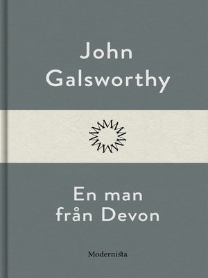 cover image of En man från Devon