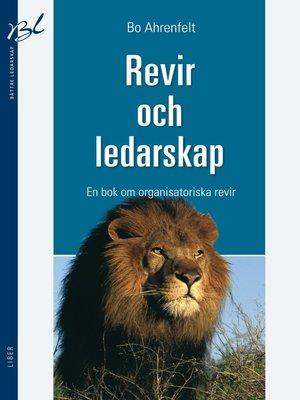 cover image of Revir och ledarskap